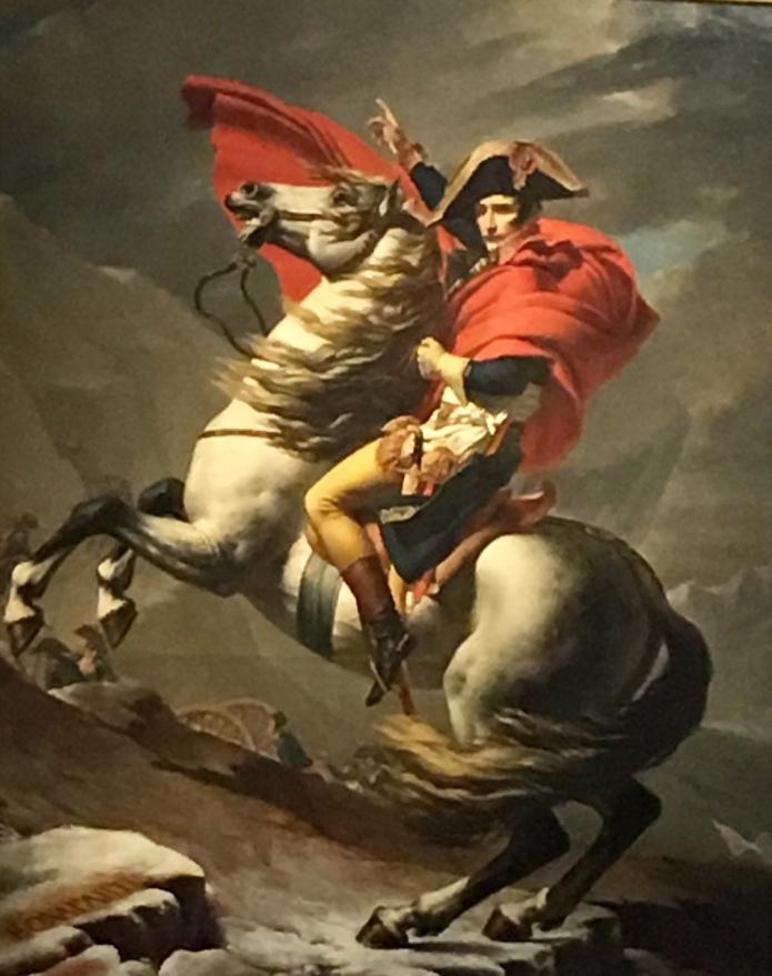 Napoleon in Belverdère