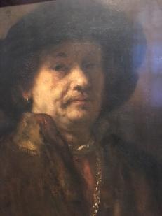 Rembrandt weer in betere tijden