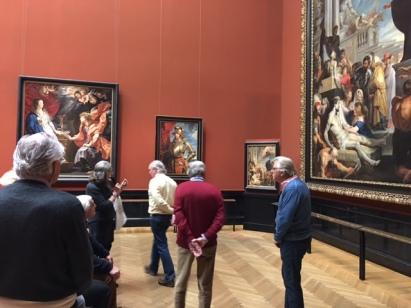 Rubens gejat in Antwerpen
