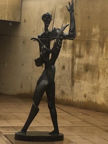 Zadkine Orpheus